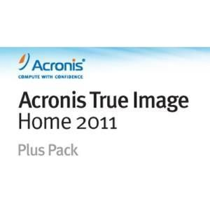 Acronis True Image Home 2011 Plus Pack