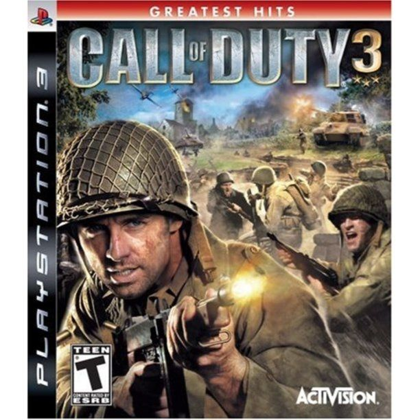 Activision Call of Duty 3