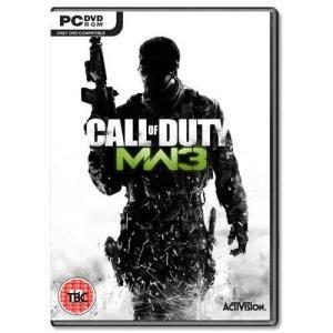 Activision Call of Duty Modern Warfare 3