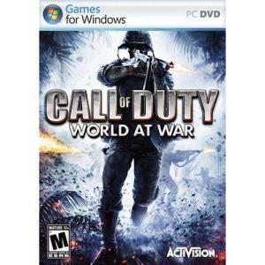 activision call of duty world at war pc