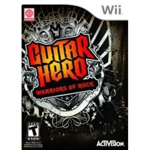 Activision Guitar Hero: Warriors of Rock