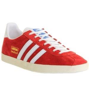 adidas gazelle rosse