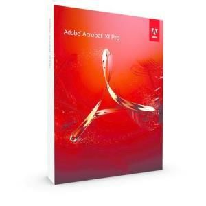 Adobe Acrobat XI Pro Student and Teacher Edition