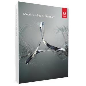 Adobe Acrobat XI Standard (Upgrade)