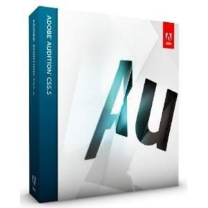 Adobe Audition CS5.5 Mac (media only)