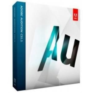 Adobe Audition CS5.5 Mac (Upgrade)