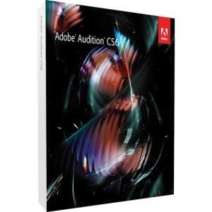 Adobe Audition CS6 Mac (media only)