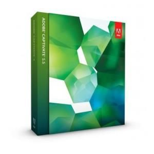 Adobe Captivate 5.5 (Mac)