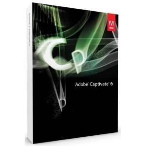 Adobe Captivate 6 Mac (Upgrade)