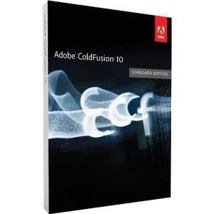 Adobe ColdFusion Standard 10 (EDU)