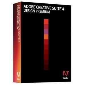 Adobe Creative Suite 4 Design Premium (Upgrade)