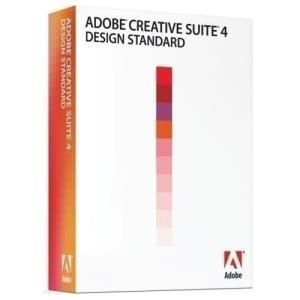 Adobe Creative Suite 4 Design Standard (Upgrade)