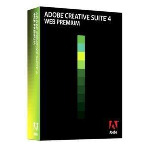 Adobe Creative Suite 4 Web Premium (Upgrade)