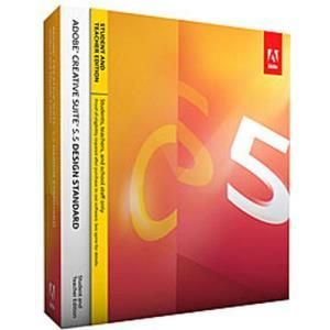Adobe Creative Suite 5.5 Design Standard Student and Teacher Edition