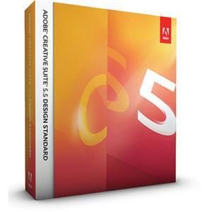 Adobe Creative Suite 5.5 Design Standard (Upgrade)