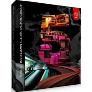 Adobe Creative Suite 5.5 Master Collection (Upgrade)