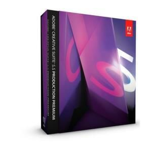 Adobe Creative Suite 5.5 Production Premium Mac (Upgrade)