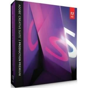 Adobe Creative Suite 5.5 Production Premium (media only)