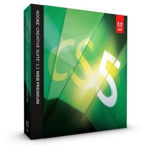 Adobe Creative Suite 5.5 Web Premium Mac (Upgrade)