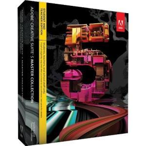 Adobe Creative Suite 5 Master Collection Student and Teacher Ed.