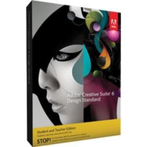 Adobe Creative Suite 6 Design Standard Mac