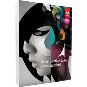 Adobe Creative Suite 6 Design Standard (media only)