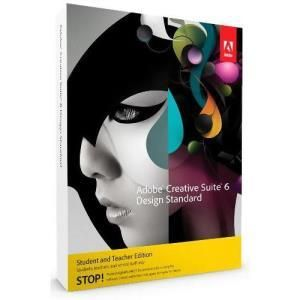 Adobe Creative Suite 6 Design Standard Student and Teacher Edition (Mac)