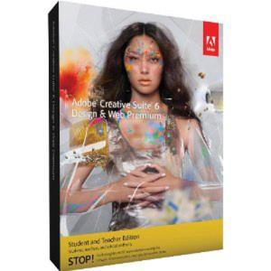 Adobe Creative Suite 6 Design & Web Premium (Upgrade)