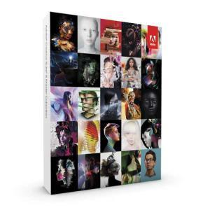 Adobe Creative Suite 6 Master Collection (media only)