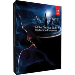 Adobe Creative Suite 6 Production Premium Mac