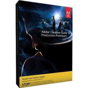Adobe Creative Suite 6 Production Premium Student and Teacher Edition (Mac)