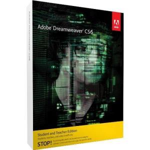 Adobe Dreamweaver CS6 Student and Teacher Edition (Mac)