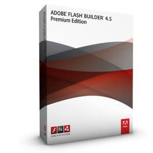 Adobe Flash Builder Premium 4.5 (media only)