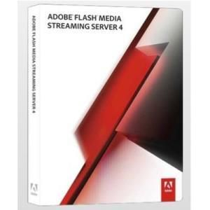 Adobe Flash Media Streaming Server 4 (media only)