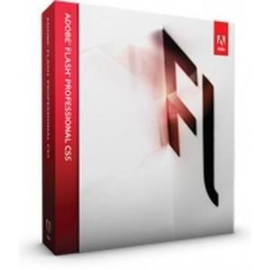 Adobe Flash Professional CS5.5 (media only)