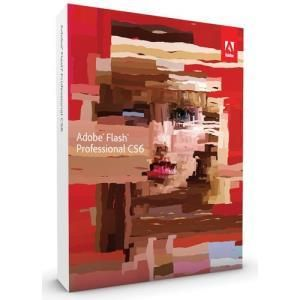 Adobe Flash Professional CS6 Mac (media only)