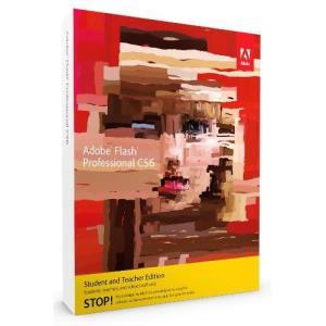 Adobe Flash Professional CS6 Student and Teacher Edition