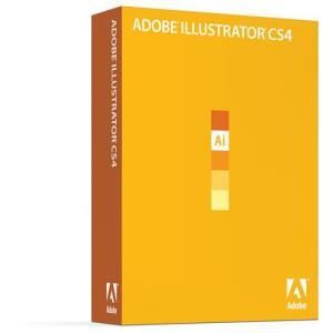 Adobe Illustrator CS4 (Upgrade)