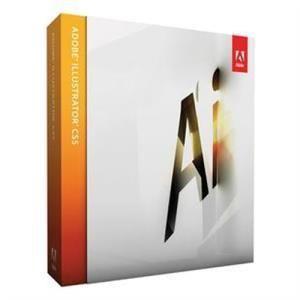 Adobe Illustrator CS5 (Upgrade)