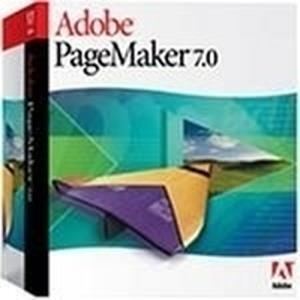 Adobe PageMaker 7.0.2 Mac (media only)