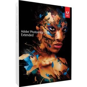 Adobe Photoshop CS6 Extended (Upgrade)