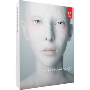 Adobe Photoshop CS6 Mac (media only)