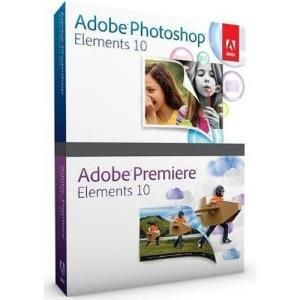 Adobe Photoshop Elements 10 plus Premiere Elements 10