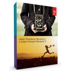 Adobe Photoshop Elements 11 plus Premiere Elements 11
