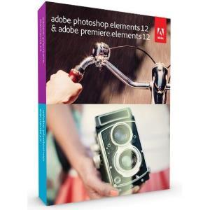 Adobe Photoshop Elements 12 plus Premiere Elements 12 (Upgrade)