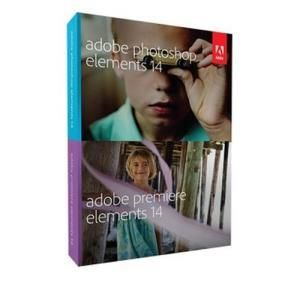 Adobe Photoshop Elements 14 plus Premiere Elements 14