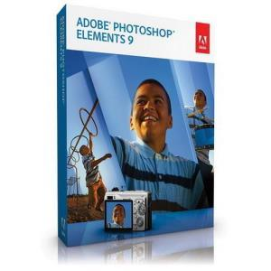Adobe Photoshop Elements 9 Mac (media only)