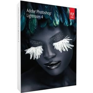 Adobe Photoshop Lightroom 4 (media only)