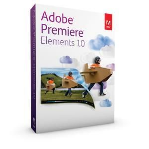 Adobe Premiere Elements 10 Mac (media only)