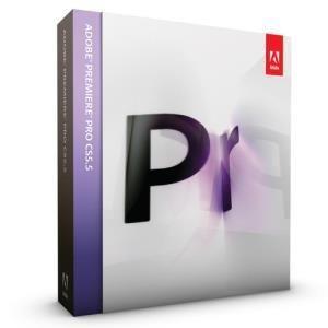 Adobe Premiere Pro CS5.5 Mac (Upgrade)